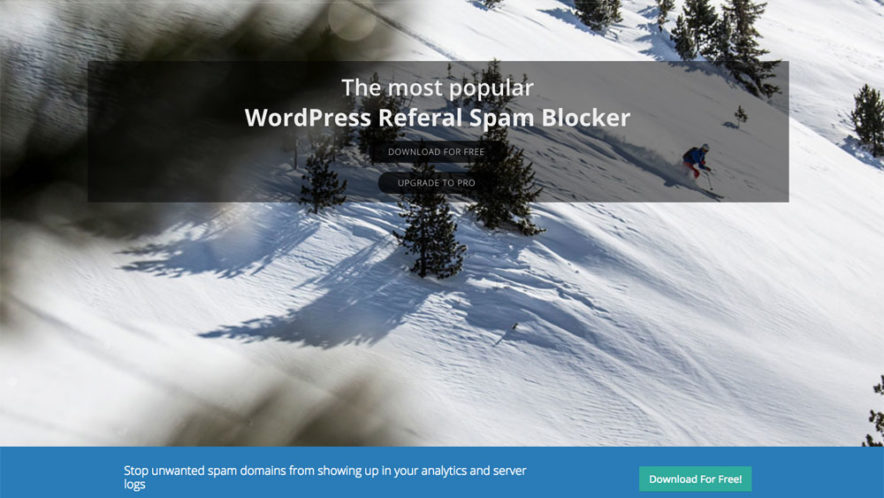 BlockReferSpam